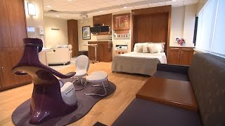 Low-intervention Birthing Rooms Tour (MU Women