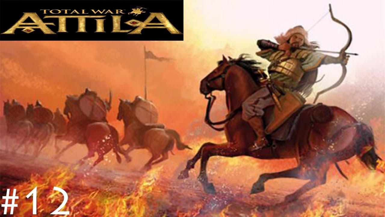 attila the hun the renowned