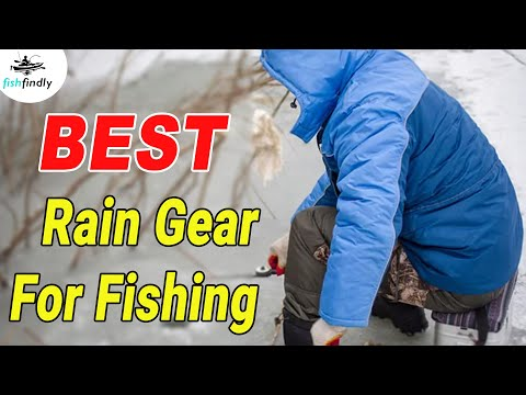 Best Rain Gear For Fishing In 2020 – Tested By Expert!