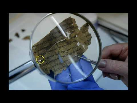 Dead Sea Scrolls Fragments Removed from Museum for Being 'Inconsistent with Ancient Origin'