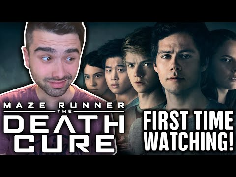 watching-maze-runner:-the-death-cure-for-the-first-time!!-the-death-cure-(2018)-movie-reaction