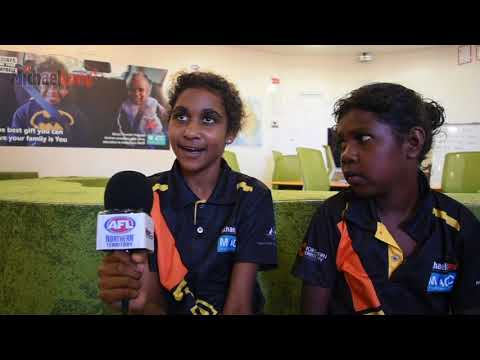 2018 MLLLC - Maningrida and Lajamanu: Play to Help Others
