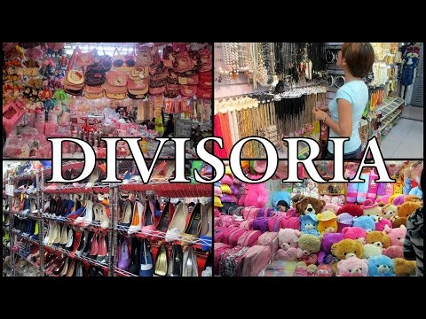 Thrift Shop with me: DIVISORIA Vlog and HAUL!