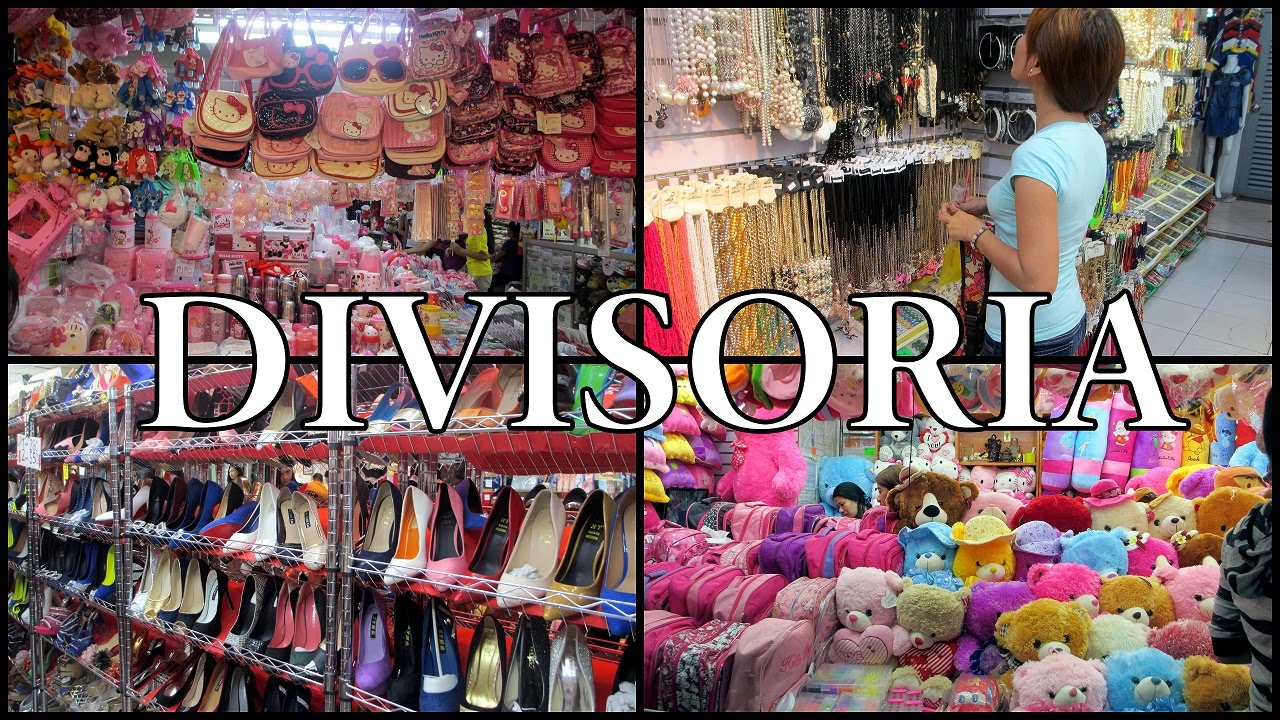Thrift Shop with me: DIVISORIA Vlog and HAUL! - YouTube