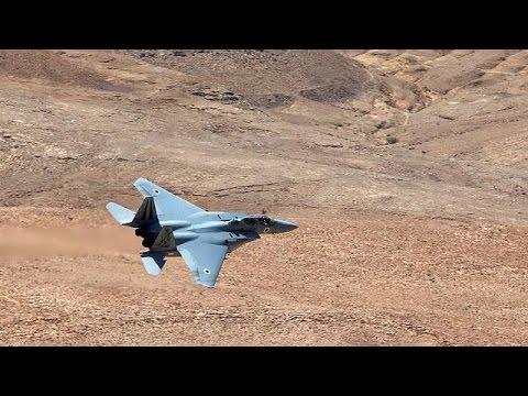 Israel dementiert, dass Syrien zwei israelische Flugzeuge abgeschossen hat.