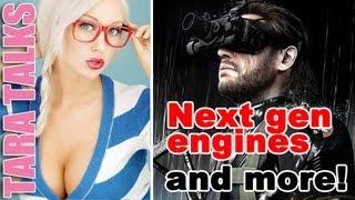 Tara Talks - Next generation engines, new games and Zerg unit tactics - Episode 1