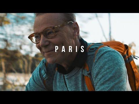 Biking in Paris | GH4 Anamorphic