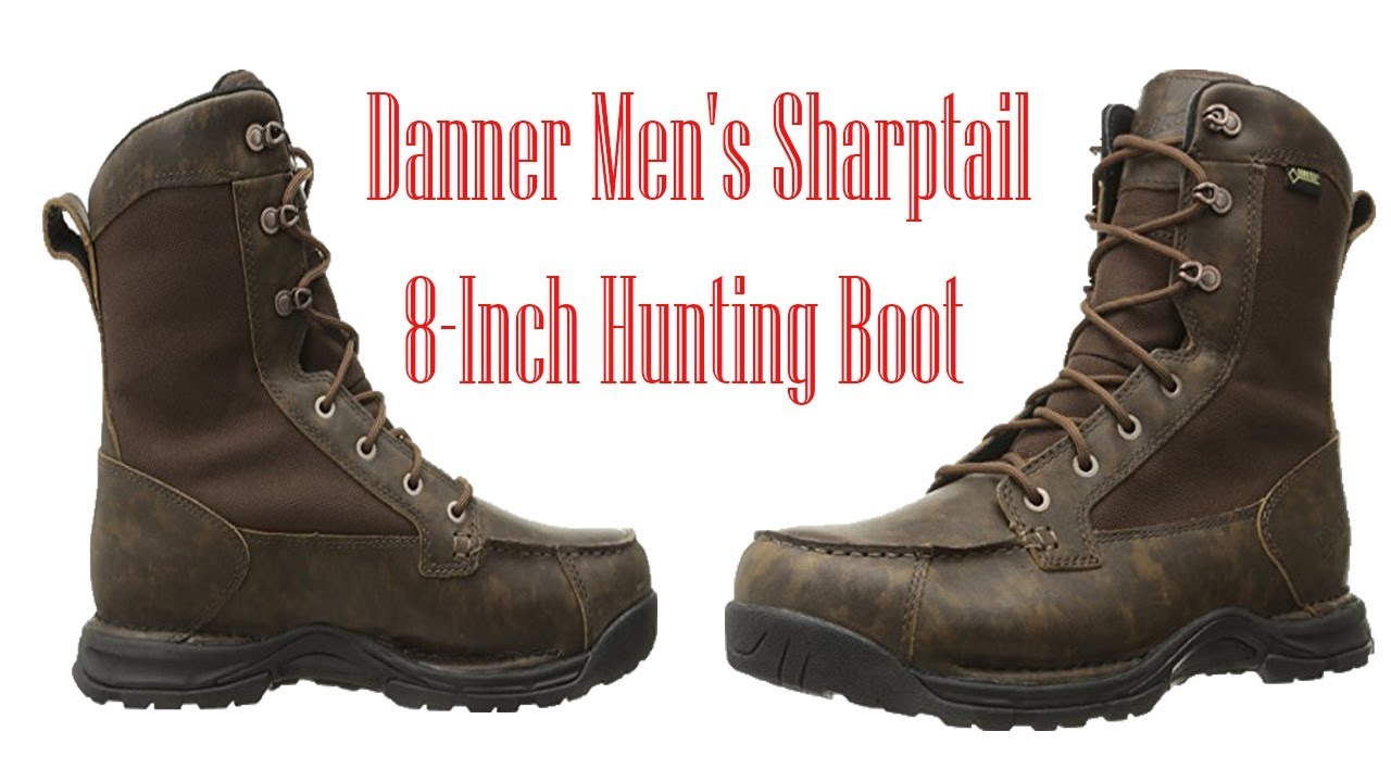 2adfa6bef67 Danner Men's Sharptail 8 Inch Hunting Boot | Best Upland Hunting Boots
