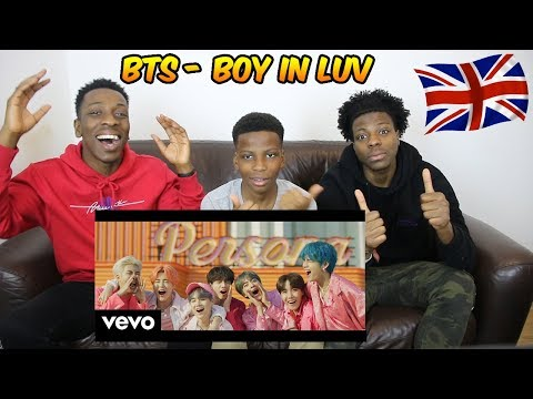 BRITISH KIDS React to BTS (방탄소년단) '작은 것들을 위한 시 (Boy With Luv) feat. Halsey'