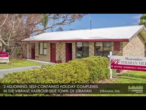 Two Freehold Short Stay Apartment Complexes Business for Sale - Strahan, TAS