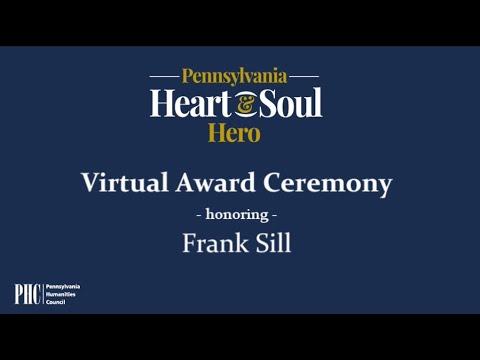 PA Heart & Soul Hero: Frank Sill