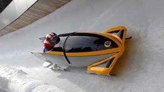 БОБСЛЕЙ. Энциклопедия Зимней Олимпиады. - Bobsleigh. Encyclopedia of the Winter Olympics.