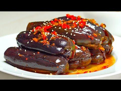 Баклажаны по-корейски. Рецепт