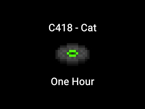 One Hour Minecraft Music - Cat by C418
