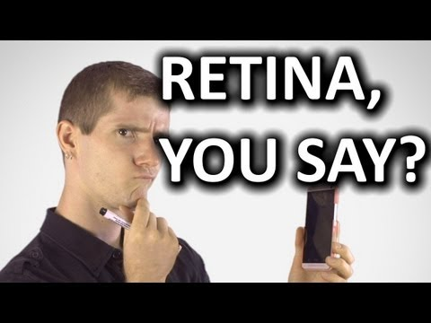 "What is ""Retina""? Pixel Density or PPI as Fast As Possible"