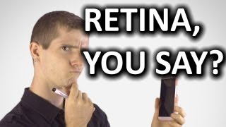 """What is """"Retina""""? Pixel Density or PPI as Fast As Possible"""