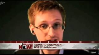 Snowden: NSA Spied on U S  Human Rights Groups