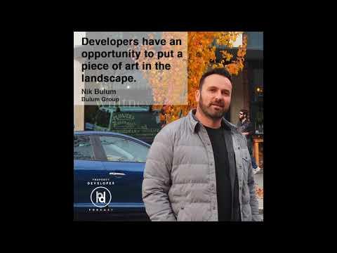 38 - Nik Bulum - How creative design inspires amazing property developments