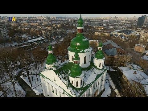 Кирилловская церковь, часть 3 | Ночь в музее
