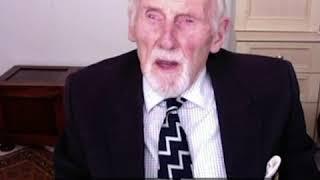 96岁英国老兵回忆二战胜利日当天情形