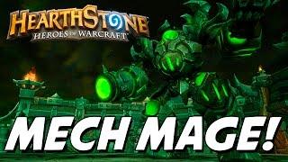 Hearthstone – Mech Mage e o Guerreiro CHAPADO
