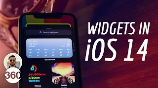 Customise IOS 14 Widgets On Your IPhone   SmartStack, Widgetsmith, Scriptable Tips & Tricks