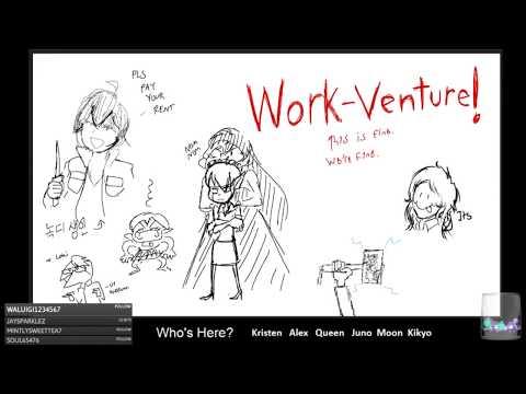 Artventure Working Week