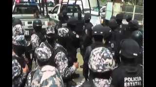 Respalda el Ayuntamiento de Coatzacoalcos, la llegada de la Fuerza Civil a Veracruz.