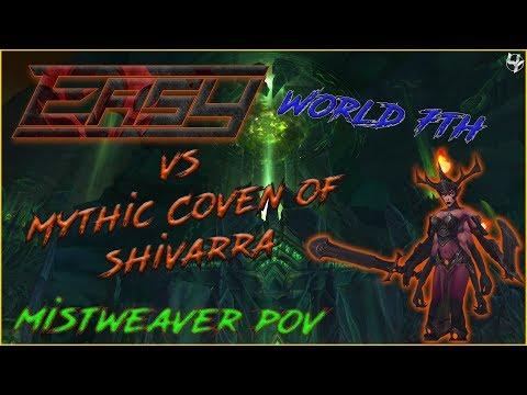 Easy | Mythic Coven of Shivarra - Mistweaver