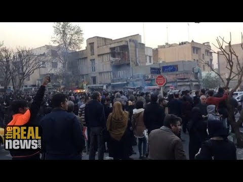 Let Down by Reformists, Working-Class Iranians Join Widespread Protests