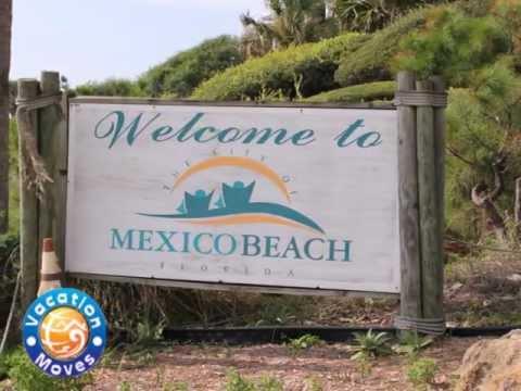 Mexico beach florida condos rentals