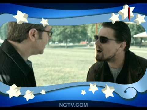 Russell Crowe & Ridley Scott On Body Of Lies