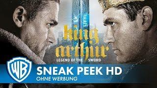 KING ARTHUR: LEGEND OF THE SWORD - 10 Minuten Sneak Peek Deutsch HD German (2017)