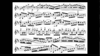 Tchaikovsky, P.I. mvt1 (begin) violin concerto