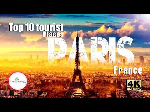 Paris Tour | Top 10 Tourist Places In Paris - France || TravelsMantra