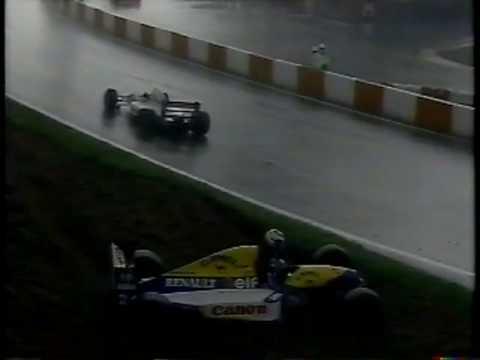 F1 1993 #2 ブラジルGP 1/2 - Yo...