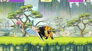Anime Fighters CR  - Sasuke game