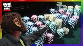 😱 So bekommst du SOLO UNENDLICH CASINO CHIPS in GTA ONLINE !! 😱
