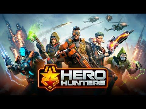 Hero Hunters - Apps on Google Play