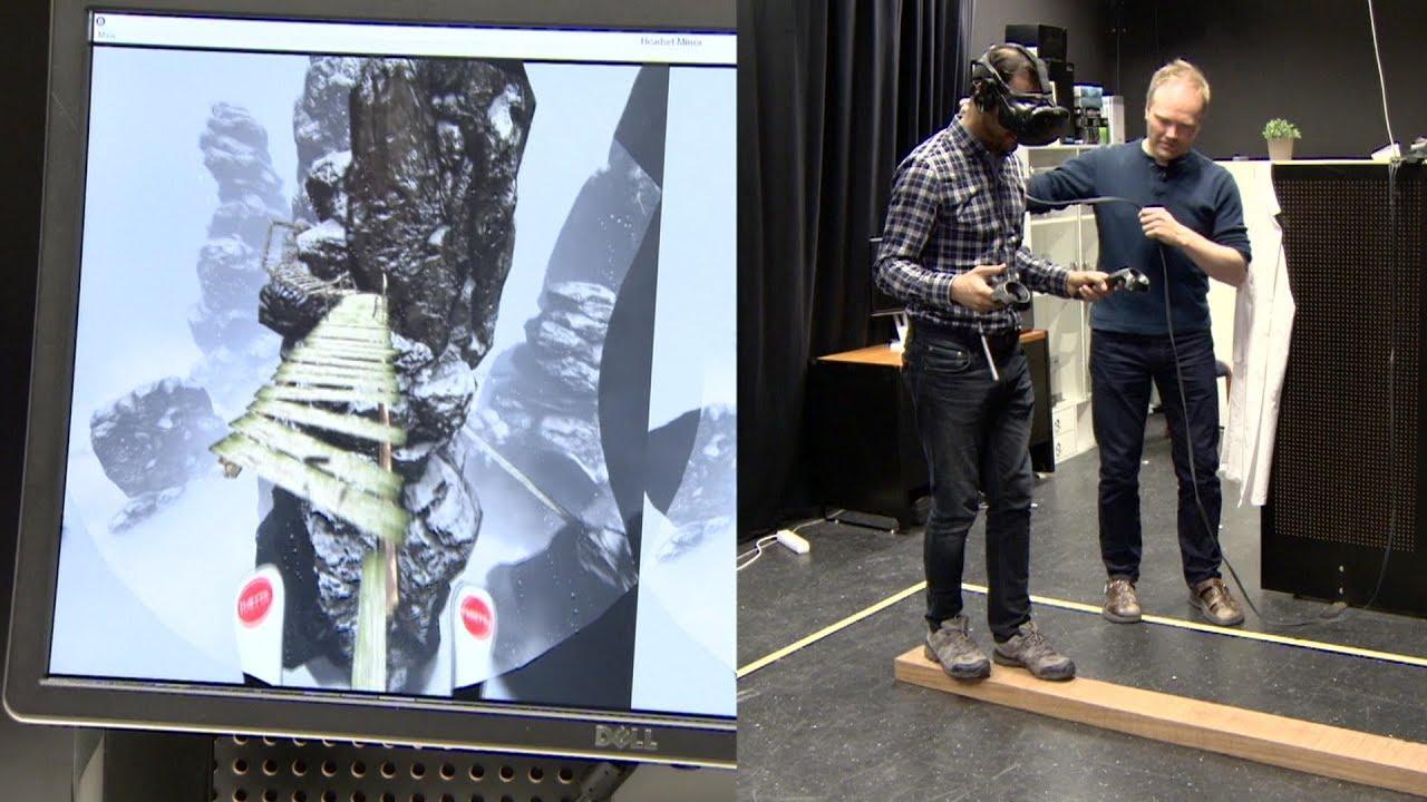 BBC عربية:تقنيات العالم الافتراضي تستخدم لعلاج المصابين بالرهاب المرضي - 4Tech