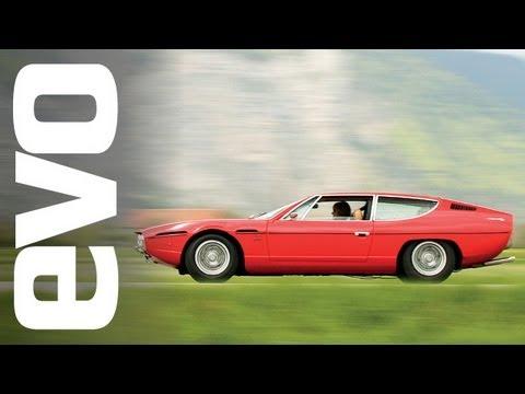 Watch this 1,000-mile Lamborghini Espada road trip