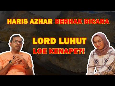 Eksklusif! Haris Azhar Berhak Bicara