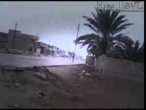 Iraqi Insurgents Killed with Point Blank .50cal Fire