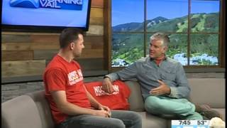 Walgreens  Red Nose Day Kevin Ridell  05.25.17 Good Morning Vail