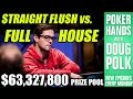 Poker Hands - Folding a FULL HOUSE in the 2016 WSOP Main Event?!