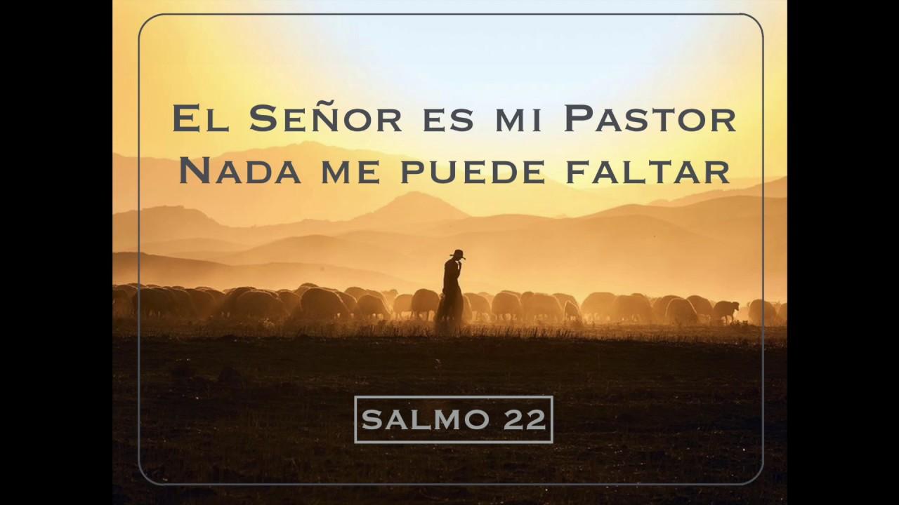 El Se U00f1or Es Mi Pastor