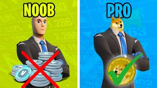 FORTNITE x DOGECOIN 🚀