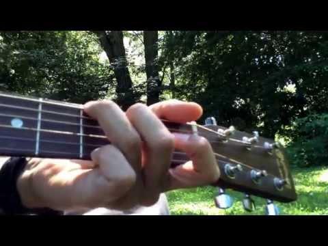 Om Nama Shivaya Bhajan Guitar Chords (Am)