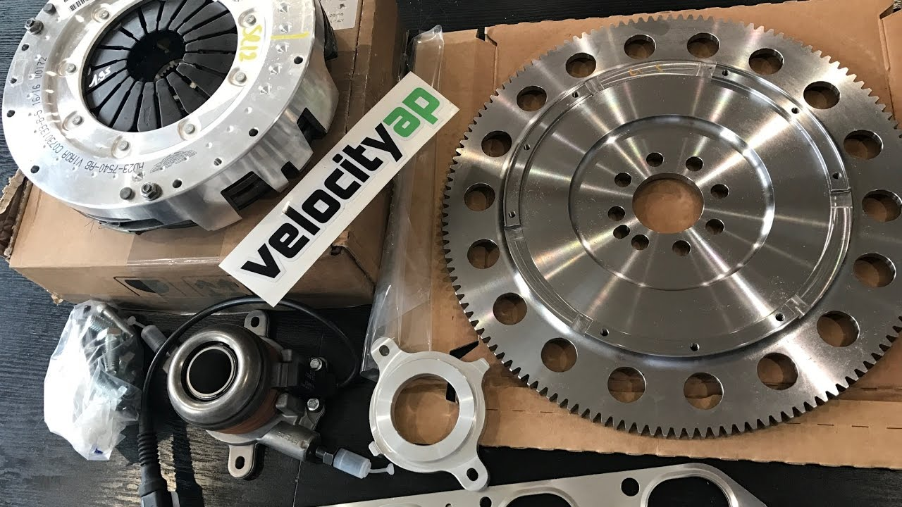 Introduction To Velocityap S V8v Clutch And Lightweight Flywheel Youtube