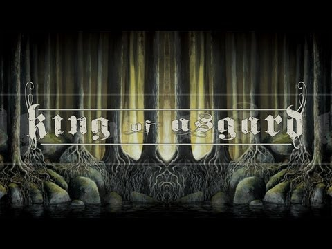 """King of Asgard """"The Nine Worlds Burn"""" (OFFICIAL)"""